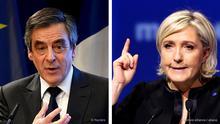 Marine Le Pen é acusada de plagiar discurso de campanha de François Fillon