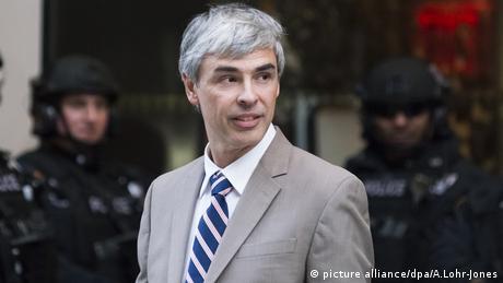 Larry Page (picture alliance/dpa/A.Lohr-Jones)