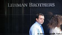 New York City Lehman Brothers Zentrale