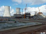 Вильнюс категорически против строительства АЭС в Островце