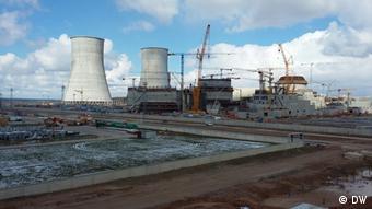 В Литве БелАЭС считают угрозой национальной безопасности