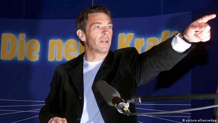 Jörg Haider in February 2000