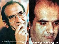 محمد مختاری و  محمدجعفر پوینده، دو عضو کانون نویسندگان ایران