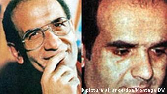 Mohammad Mokhtari und Mohammad Jafar Pouyandeh