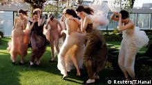 China Models Haute Couture Christian Dior
