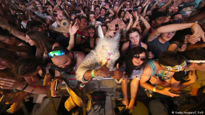 Coachella Valley Music And Arts Festival (Getty Images/C.Polk)