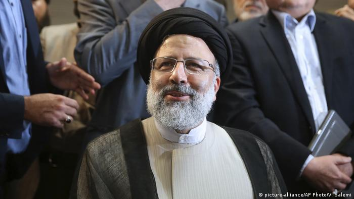 Iran | Ebrahim Raisi (picture-alliance/AP Photo/V. Salemi)