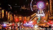 Frankreich | Schießerei auf der Champs Elysee Avenue