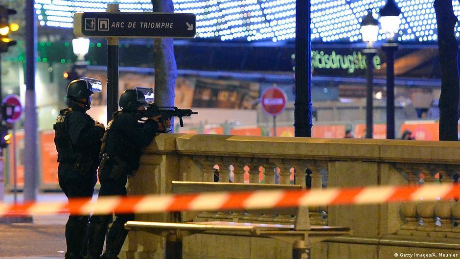 Париз повторно цел на Исламската држава во пресрет на изборите