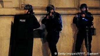 Frankreich | Schießerei auf der Champs Elysee Avenue (Getty Images/AFP/T. Samson)