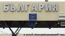 Bulgarisch-türkische Grenze