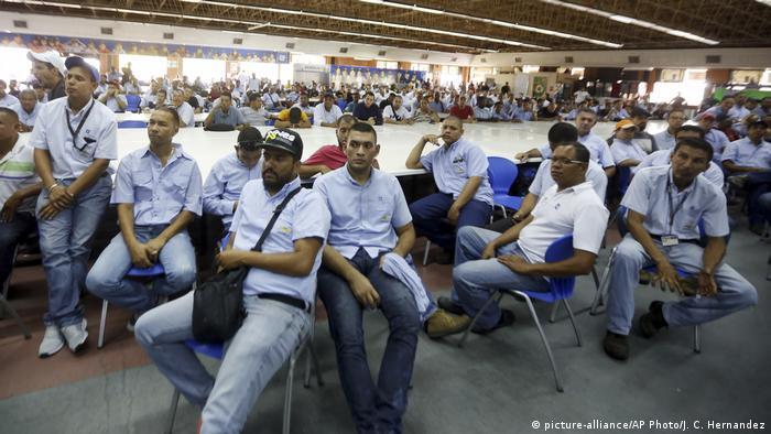 Venezuela General Motors stoppt Produktion