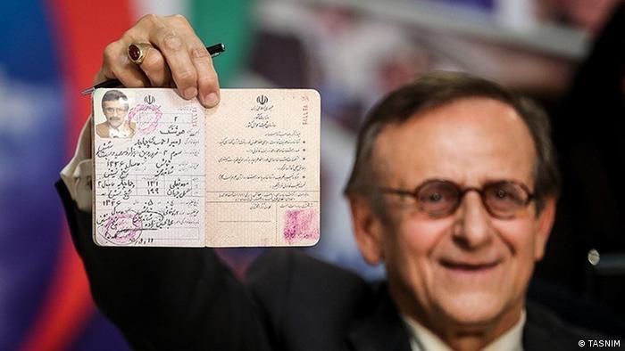 Iran Wahlen Hooshang Amir Ahmadi (TASNIM)