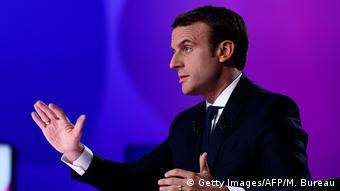 Навіть вихід до другого туру з Ле Пен не є гарантією перемоги Макрона