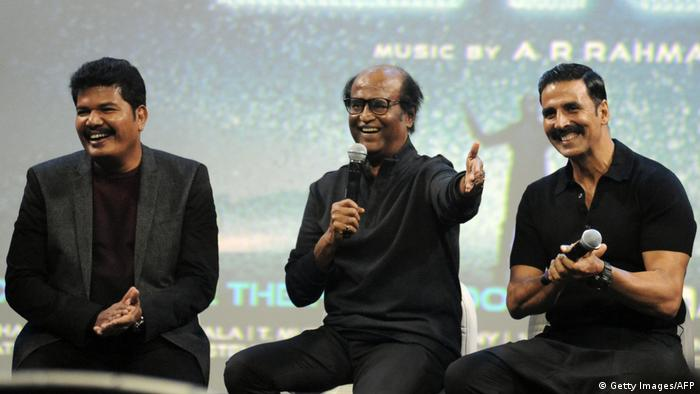 Indien die teuersten Filme Bollywoods (Getty Images/AFP)