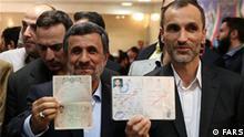 Iran Wahl Ahmadinejad - Baghaee