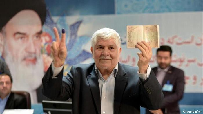 Iran Wahl Mohammad Hashemi (gemeinfrei)