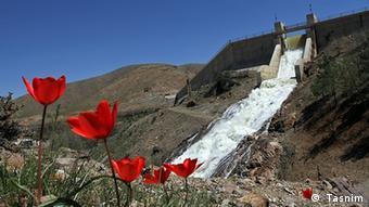 Iran Staudamm