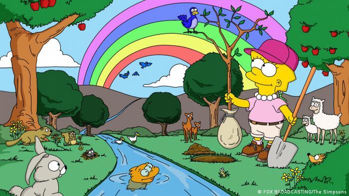 LIsa Simpson (FOX BROADCASTING/The Simpsons)