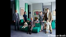 Family portrait by Thomas Struth. Photo: Thomas Struth