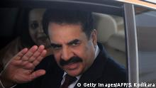 Pakistan General Raheel Sharif