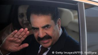 Pakistan General Raheel Sharif (Getty Images/AFP/S. Kodikara)