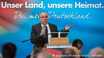 AfD-Landesparteitag in Sachsen - Jens Maier