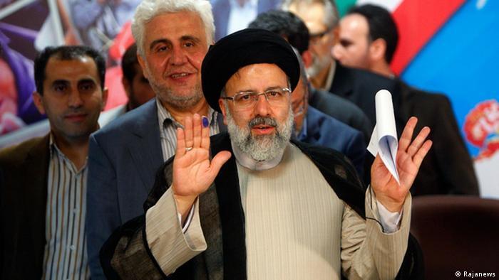 İran'da cumhurbaşkanlığı seçiminin favorisi İbrahim Reisi
