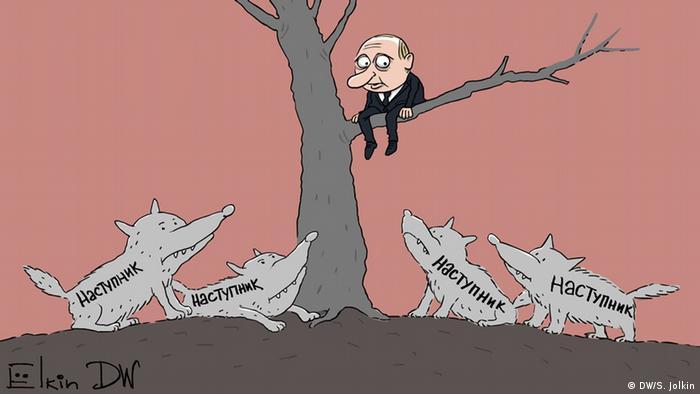 Путін і операція наступник