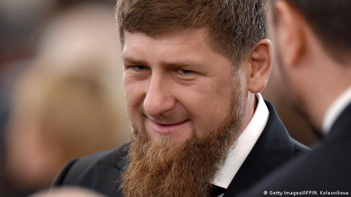 Ramzan Kadyrov (Getty Images/AFP/N. Kolesnikova)