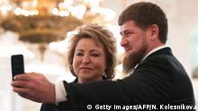 Tschetschenien, Ramsan Achmatowitsch Kadyrow