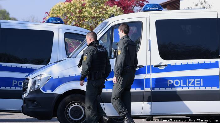 Deutschland Rottenburg Festnahme nach Anschlag auf Borussia Dortmund