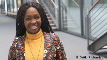 DW Kiswahili - Grace Kabogo