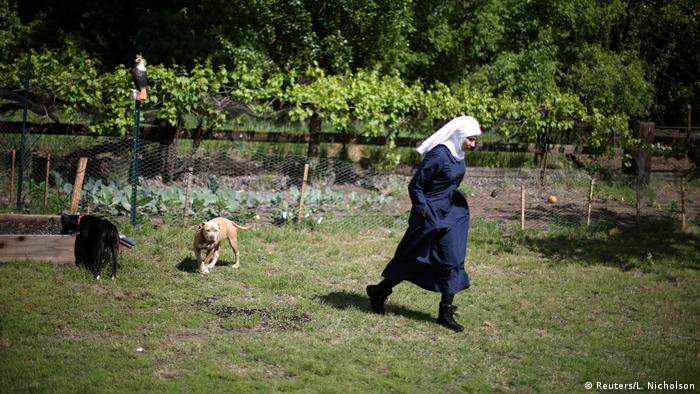 Weed Nuns Marihuana Nonnen (Reuters/L. Nicholson)