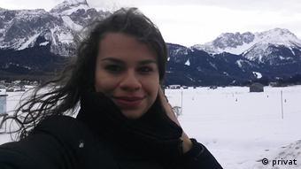 Karina Gomes, Journalistin der DW