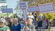 Neuseeland March for Science