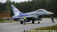 Deutschland Eurofighter Alarmstart