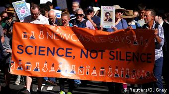 Australien March for Science