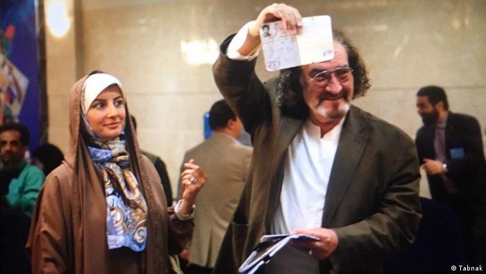 Iran - Mehdi Kalhor Kanditat für Präsidentschaftswahl (Tabnak)