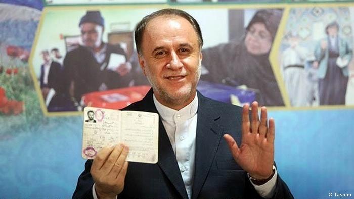 Iran - Präsidentschaftswahl - Haji Babaee (Tasnim)