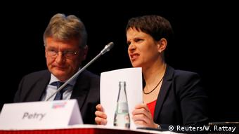 Meuthen and Petry