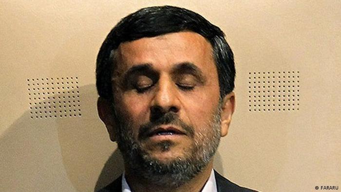 Iran - Mahmood Ahmadinejad (FARARU)