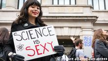 March for Science, London