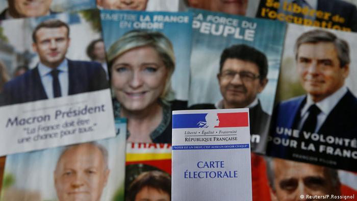 Frankreich Wahlen (Reuters/P.Rossignol)