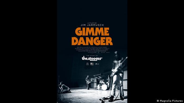 Filmplakat - Gimme Danger von Jim Jarmusch