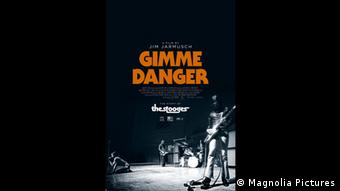 Film poster - Gimme Danger byJim Jarmusch (Magnolia Pictures)