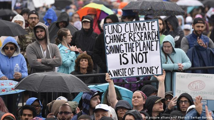 March for Science Washington USA