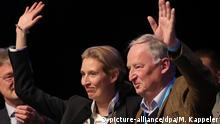 Deutschland AfD Bundesparteitag