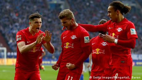 Bundesliag FC Schalke 04 vs RB Leipzig (Getty Images/Bongarts/L. Baron)