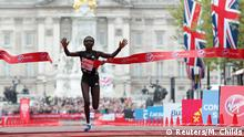 Großbritannien London Mary Keitany (Reuters/M. Childs)